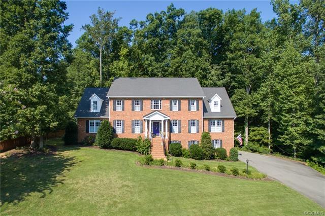 9112 Carrington Woods Drive, Glen Allen, VA 23060 (MLS #1809923) :: Explore Realty Group
