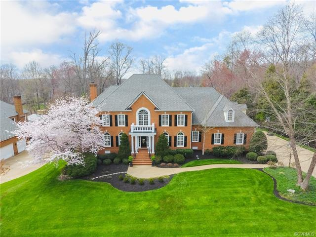 14520 Kenmont Drive, Midlothian, VA 23113 (MLS #1811085) :: Chantel Ray Real Estate