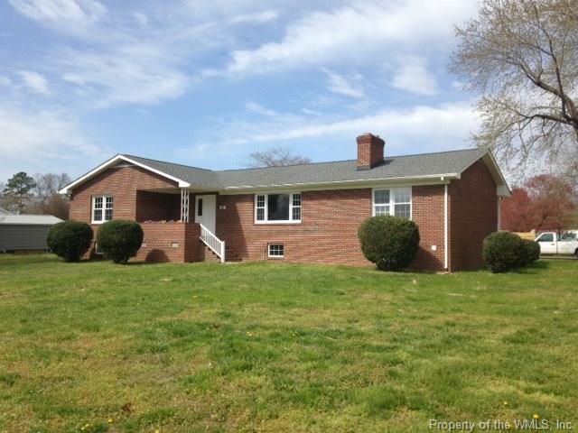 624 Riverside Drive, New Kent, VA 23089 (#1811316) :: Abbitt Realty Co.