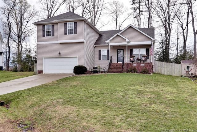 5612 Lori Mahone, Williamsburg, VA 23188 (MLS #1811839) :: Chantel Ray Real Estate