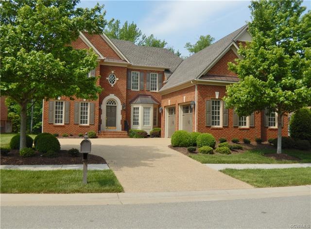 4012 Caddington Drive, Chesterfield, VA 23113 (MLS #1812113) :: Chantel Ray Real Estate