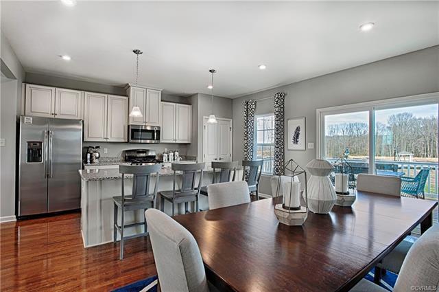 529 Crofton Village Trace De, Chesterfield, VA 23114 (MLS #1812294) :: Chantel Ray Real Estate