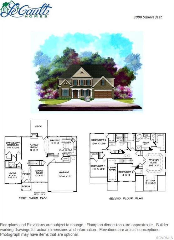 708 Foundry Park Court, Glen Allen, VA 23059 (#1813564) :: Abbitt Realty Co.