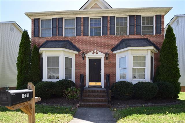 1701 Jacquelin Street, Richmond, VA 23220 (MLS #1813941) :: The RVA Group Realty