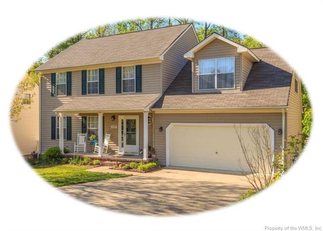 4289 Teakwood Drive, Williamsburg, VA 23188 (MLS #1814018) :: Explore Realty Group