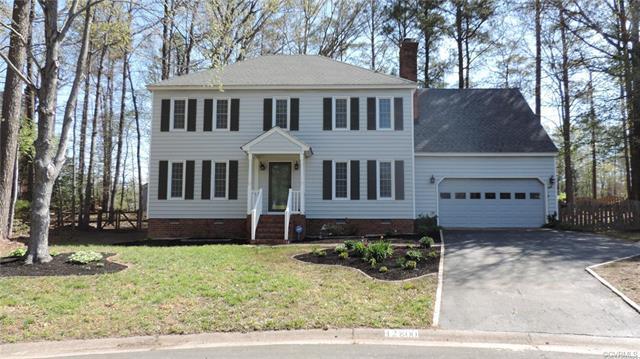 12800 Cottage Mill Place, Midlothian, VA 23114 (MLS #1814060) :: Chantel Ray Real Estate