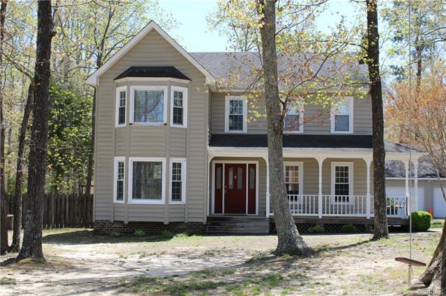 10331 Cattail Road, Chesterfield, VA 23838 (MLS #1814250) :: The RVA Group Realty
