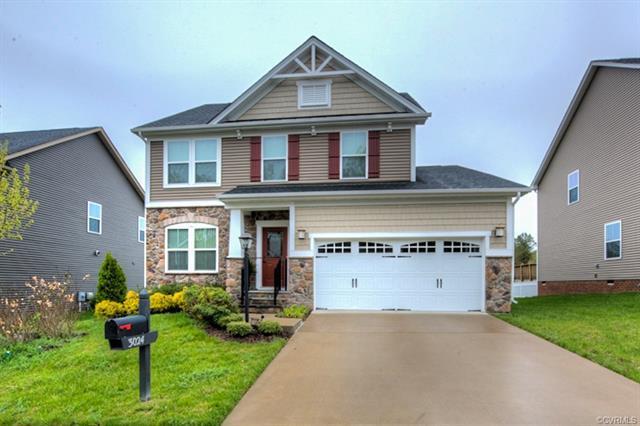 3024 Hunton Cottage Lane, Henrico, VA 23059 (MLS #1814771) :: RE/MAX Commonwealth
