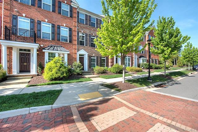 549 Geese Landing #4, Henrico, VA 23060 (MLS #1814914) :: Chantel Ray Real Estate