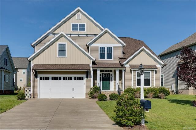 3718 Wivenhall Drive, Midlothian, VA 23112 (MLS #1815582) :: The Ryan Sanford Team