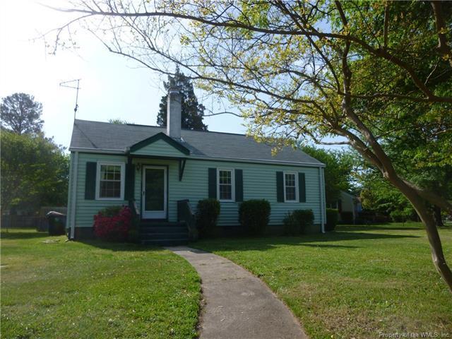 505 Custis Drive, Williamsburg, VA 23185 (MLS #1816383) :: Explore Realty Group