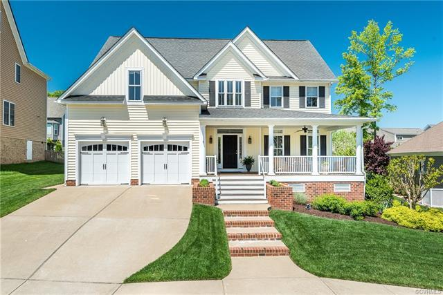 606 Paddle Creek Drive, Midlothian, VA 23113 (MLS #1816455) :: The Ryan Sanford Team