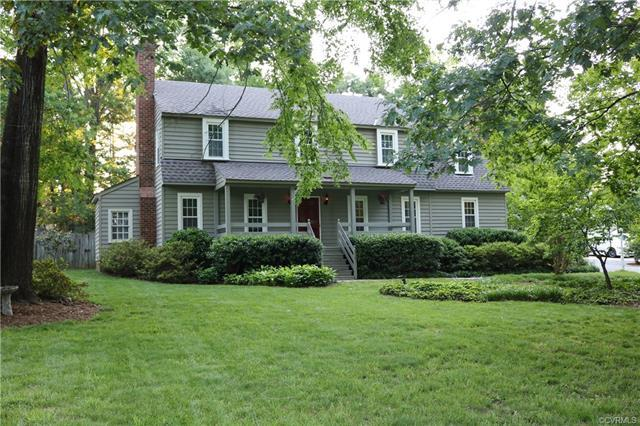 1718 Forestway Drive, Richmond, VA 23238 (MLS #1817757) :: Explore Realty Group