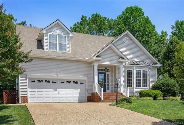 9137 Mission Hills Lane, Chesterfield, VA 23832 (MLS #1818516) :: Explore Realty Group