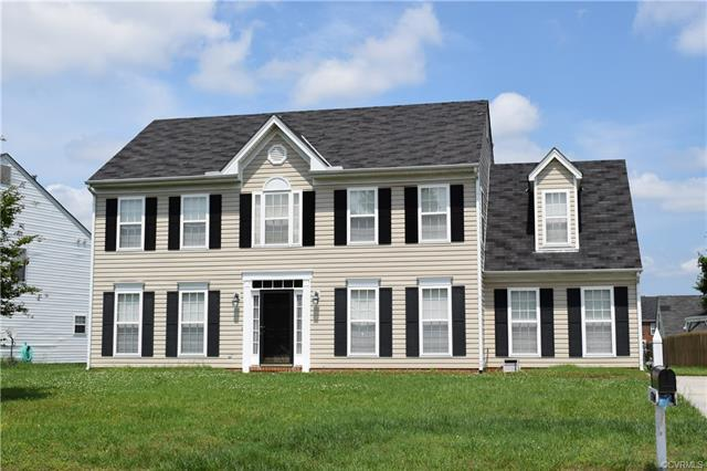 1704 First Colonial Court, Henrico, VA 23231 (#1818517) :: Resh Realty Group