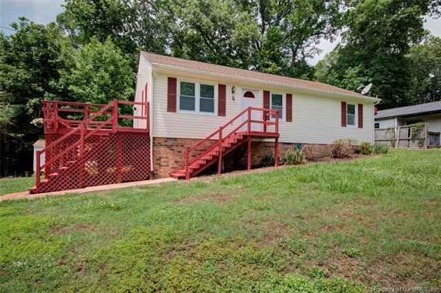 6240 Hickory Road, Quinton, VA 23141 (#1818660) :: Abbitt Realty Co.