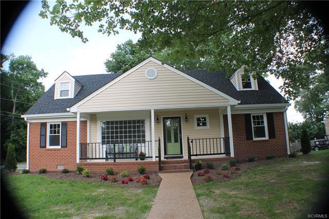10112 Beechwood Drive, Mechanicsville, VA 23116 (MLS #1818661) :: Explore Realty Group
