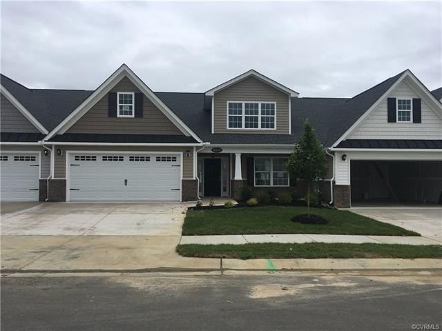 8234 Bald Cypress Drive A3, Mechanicsville, VA 23111 (MLS #1819421) :: The RVA Group Realty
