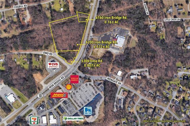 6200 Iron Bridge Road, Chesterfield, VA 23234 (MLS #1819591) :: The Ryan Sanford Team