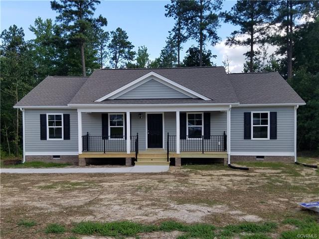 2204 Sara Ann Court, Aylett, VA 23009 (MLS #1820457) :: Chantel Ray Real Estate