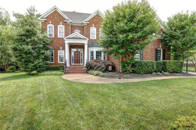 11613 Hickory Lake Terrace, Glen Allen, VA 23059 (MLS #1820665) :: Small & Associates