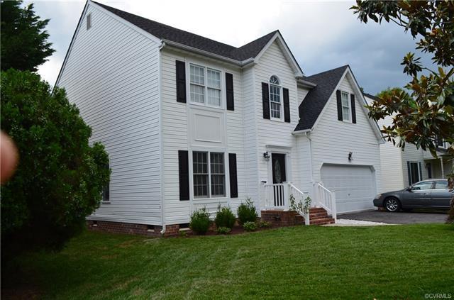 5300 Kimberwick Drive, Henrico, VA 23060 (MLS #1821102) :: Chantel Ray Real Estate