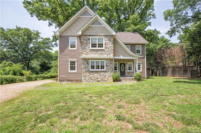 206 N Ridge Road, Henrico, VA 23229 (MLS #1821684) :: Explore Realty Group