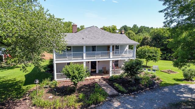 2850 Red Lane Road, Powhatan, VA 23139 (MLS #1822083) :: EXIT First Realty