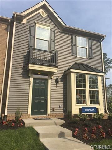 4319 Cottage Rose Lane T-D, Henrico, VA 23223 (MLS #1822311) :: RE/MAX Action Real Estate