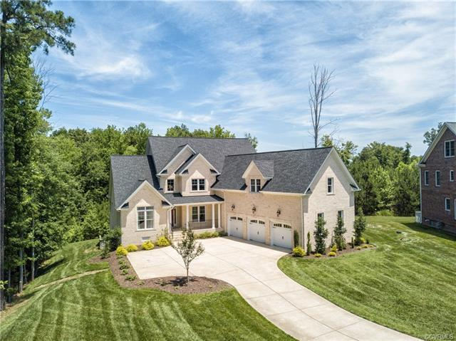 11601 Shallow Cove Drive, Chester, VA 23836 (#1822471) :: Resh Realty Group