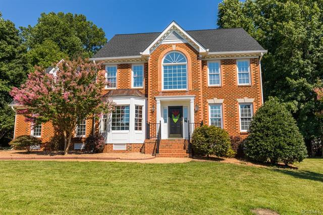 9286 Crossover Drive, Mechanicsville, VA 23116 (MLS #1823203) :: Explore Realty Group