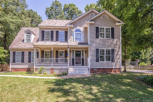 3040 Hunting Hollow Road, Glen Allen, VA 23060 (MLS #1823284) :: RE/MAX Commonwealth
