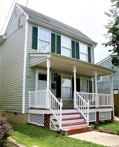 1714 Decatur Street, Richmond, VA 23224 (MLS #1823298) :: RE/MAX Action Real Estate