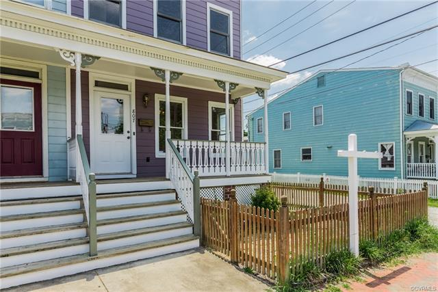 807 Spring Street, Richmond, VA 23220 (MLS #1823988) :: Small & Associates