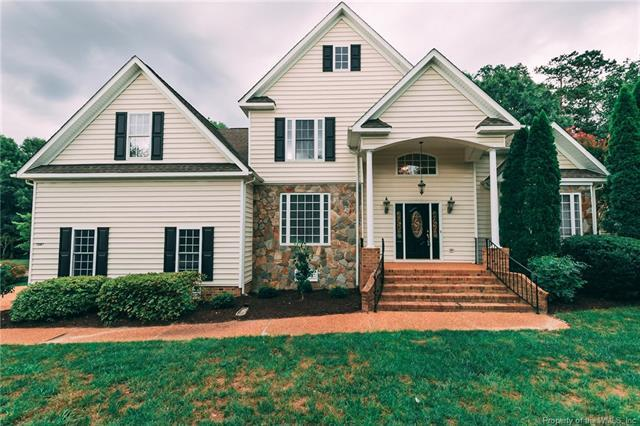 3280 S Windsor Ridge, Williamsburg, VA 23188 (MLS #1824237) :: The Ryan Sanford Team