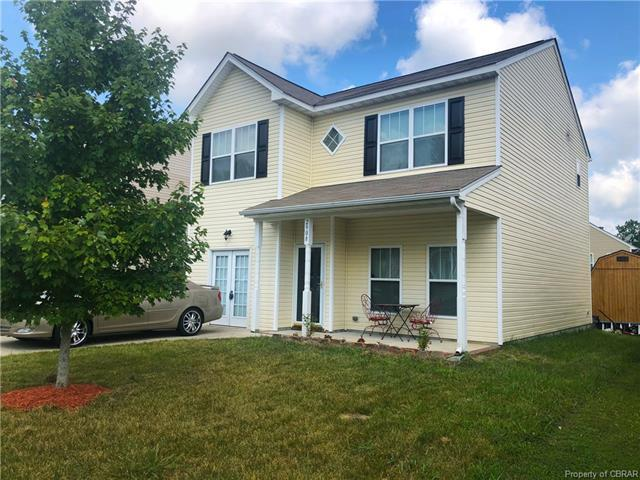 2908 Snuggles Court, Toano, VA 23168 (MLS #1824438) :: RE/MAX Action Real Estate
