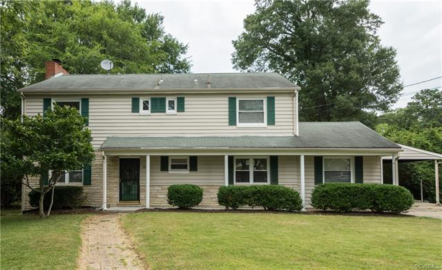 1005 Forestview Drive, Colonial Heights, VA 23834 (MLS #1824578) :: Chantel Ray Real Estate