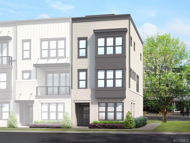 Lot 9 Old Charles Street 9 Blk 20, Henrico, VA 23231 (MLS #1824791) :: Chantel Ray Real Estate