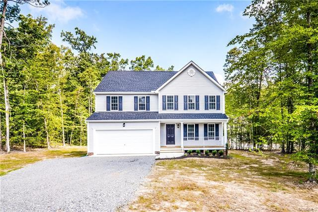 11470 Oakfork Drive, New Kent, VA 23124 (MLS #1824949) :: The Ryan Sanford Team