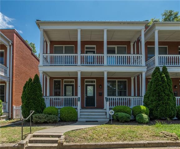 1512 Porter Street A, Richmond, VA 23224 (MLS #1825453) :: Chantel Ray Real Estate