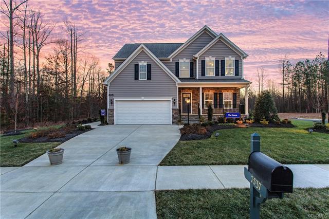 7537 Silver Mist Avenue, Chesterfield, VA 23237 (MLS #1826088) :: Chantel Ray Real Estate