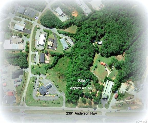 2361 Anderson Highway, Powhatan, VA 23139 (MLS #1826704) :: The Ryan Sanford Team