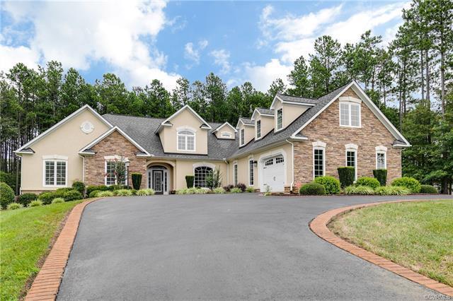 14539 Bud Lane, Glen Allen, VA 23059 (#1826747) :: Abbitt Realty Co.