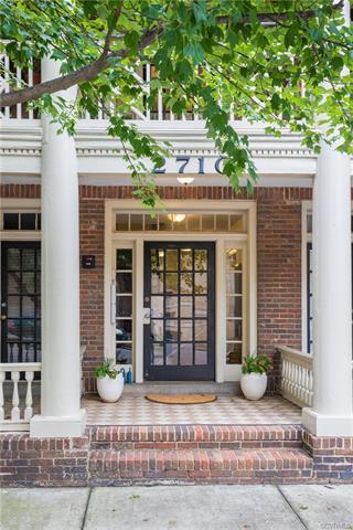 2710 Stuart Avenue #8, Richmond, VA 23220 (MLS #1826944) :: Small & Associates