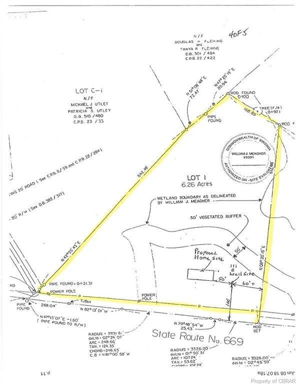 00 Adams Creek Road, Gloucester, VA 23061 (#1827078) :: Abbitt Realty Co.