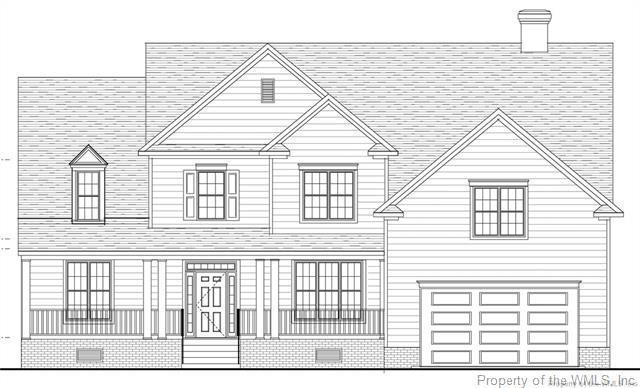 165 Ford's Colony Drive, Williamsburg, VA 23188 (MLS #1828546) :: Chantel Ray Real Estate