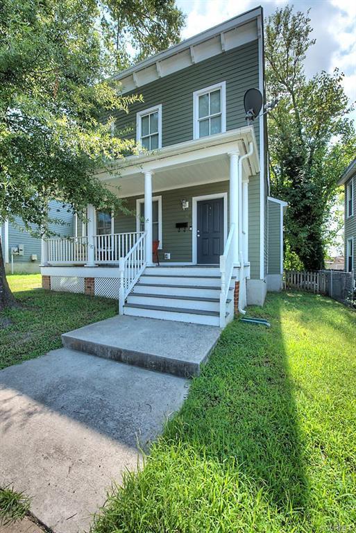 1308 Decatur Street, Richmond, VA 23224 (MLS #1829724) :: Small & Associates