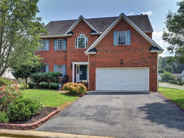 9527 Alexgarden Court, Mechanicsville, VA 23116 (MLS #1830760) :: Explore Realty Group