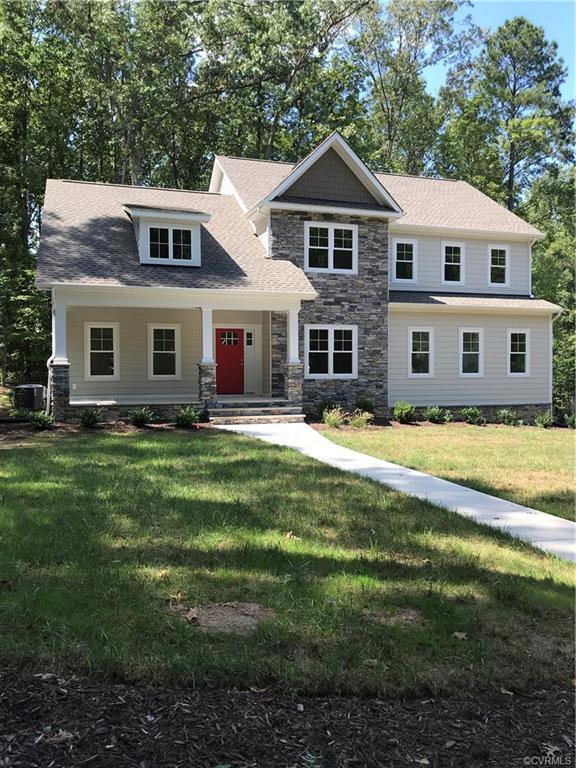 4270 Saratoga Road, Richmond, VA 23235 (MLS #1831149) :: Chantel Ray Real Estate