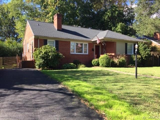 7303 W Franklin Street, Richmond, VA 23226 (#1831970) :: Abbitt Realty Co.